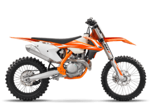 KTM 450 EXC enduro bike